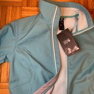 Mountain Hardwear Soft Shell Jacket Premium NWT